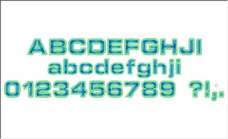 Helvetica 2 Colours
