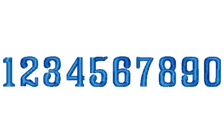 137 数字(全日本型)